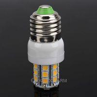 Wholesale 2pcs 27SMD 5050LED bulb 5.5W E27 Light LED Lamp  460Lumen AC Spotlighting 220V 80201