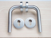 Door Decoration Stainless Steel 304 Door Lever Handle