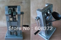 Unique tablet press machine in aliexpress, Manual tablet press machine with funnel, Mini funnel tablet press machine