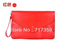 3pcs /lot, Free Shipping Women's Envelope Clutch Chain Purse Lady Handbag Messenger Tote Shoulder Hand Bag  640051