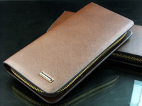 2012 clutch bag business casual cowhide man bag clutch bag day clutch