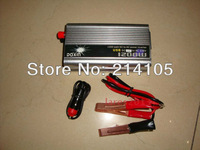 NEW 24v DC to AC 220v AC 1200W Mobile Car Power Inverter USB + Free shipping