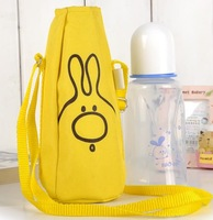 2013 HOT 19*7cm Baby Milk bottle warmer insulated bag & Keep Warm