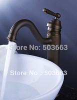 Pro Faucet Bathroom Basin Faucet Sink Mixer Tap Brass Antique Faucet L-0010 Mixer Tap Faucet