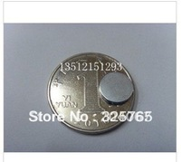 N35 NdFeB strong magnet permanent magnet strong magnetic magnets size 10mm x 1mm circle 100pcs/lot