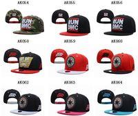 Rocksmith Snapback Hat RUN DMC Snapback Hat  Athletics Hats custom cap mix order basketball baseball