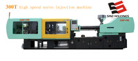 300T high speed injection molding machine/servo power  inejction machine-screw C