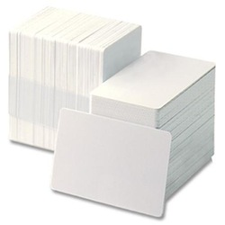 Hot selling free shipping 1000pcs/Lot blank PVC lamination 30mil ISO standard cards, over printing plastic cards(China (Mainland))