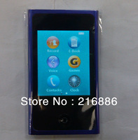 """Newest 10pcs 16GB 2.0"""" LCD 7th Gen mp3 mp4 player with Touch Screen/E-book/FM/Game/ Retail Package, Free shipping"""