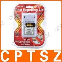 Electronic Ultrasound Mouse Pest Repeller - White (220V / EU Plug)