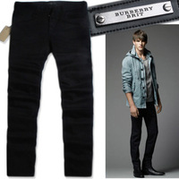 Type 2013 cool fashion sheet is tasted the man's black jeans