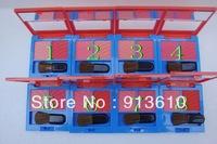Best Selling 2011 blush!60Pcs New 2 Colors Cream Powder Blush!15g