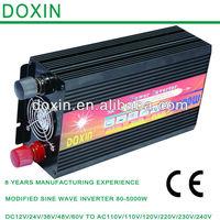 High Capacity Power Inverter Tig 2000W DC 12v To AC 220V