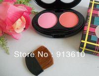 Best Selling 2011 blush!6 pcs new arrival 2 colors Powder Blush!12g