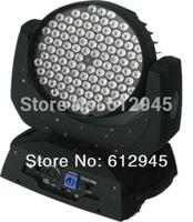 Hot! 3W RGBW 4 colors 108 led moving wash light led stage lighting