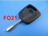 10pcs/lot Brand New uncut blade Ford mondeo transponder key ID 4D 60 transponder,auto remote key for Ford mondeo,new blade FO21