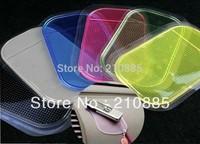 Free shipping 2000pcs/lot anti slip mat,sticky pad, anti slip Pad for car for phone slip mat sticky pad Washable