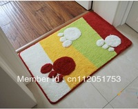 Soft  mat   door mat   non-slip mat   carpet   DA6616A    suitable for sitting room   hall  bedroom    Material:acrylic
