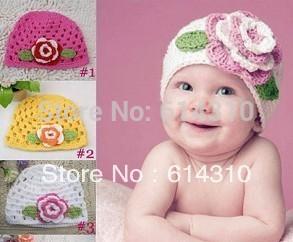 "TLC ""Free Daisy-top Hat Knitting Pattern"""