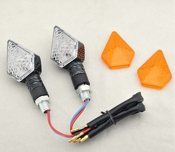 Best Selling 10 x Motorcycle LED Turn Signal Indicator Light Blinkers