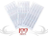FREE SHIPPING 500 LINER PACKING ASSORTED Tattoo Needles  Round Liner 6 Sizes 1RL 3RL 5RL 7RL 9RL 11 RL MIX LOT