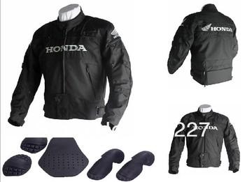 2013 new 1pcs Honda Racing protection Oxford Nylon Jacket.Motocross jacket.racing,motorbike clothing