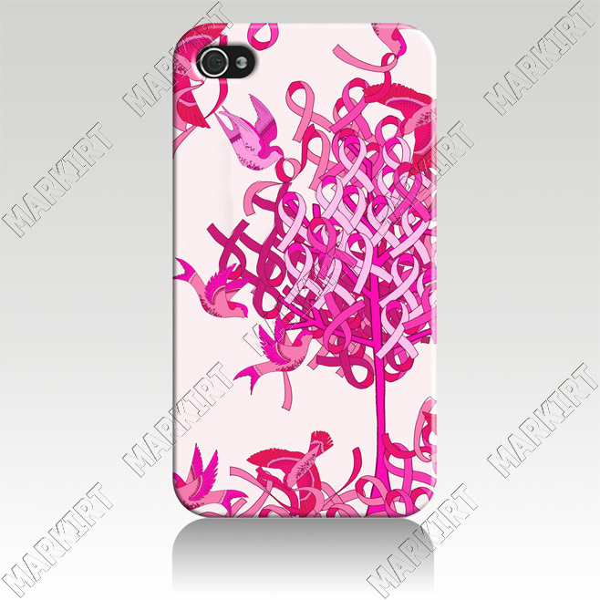 IZC1436 Hope Tree 10 pcs/lot case cover for iphone 4 4s 4th wholesale retail free shipping for bulk order(China (Mainland))