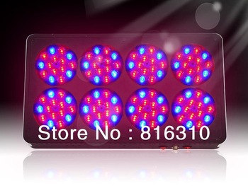 Freeshipping 120*3w Apollo 8 led grow light Greenhouse Garden Plant Grow Lamp Panel Indoor budding blossoming fruiting Light