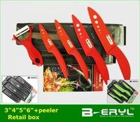 """Набор кухонных ножей Acrylic knife holder, 3""""4""""6 """" or 4""""5""""6"""" middle Knife holder"""