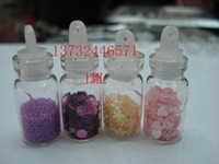 1ml 100pics a lot ,test Bottles  , Glass Perfume Vials Sample Vial Tubes Bottle free shipping