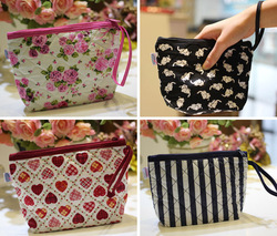 New arrival nantita naraya bangkok bag circleof cosmetic bag day clutch ar3 taping(China (Mainland))