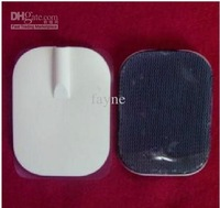 2000PCS/lot DHL-replacement Electronis Pulse Massager Pads for Tens Acupuncture Therapist