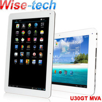 "2012 hot Cube U30GT 10.1"" MVA screen RK3066 Dual Core Android 4.0.4 tablet pc 1.6GHz Bluetooth WIFI Webcam /Emma"