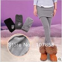 Wholesale -- New Winter Fashion False two pantskirt Pregnant women Leggings Casual Maternity Leggings Maternity Pants #YM4711