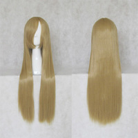 Cosplay wig linen 80cm chaoshun long straight hair general cosplay wig