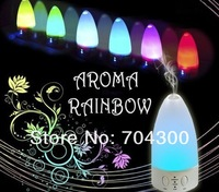 Colorful Night Lamp Aroma Diffuser Air purifiers Negative Loniser Humidifier