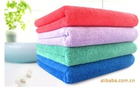 Microfiber fabric towel, multi-functional, high quality, good material, free shipping 30cm*70cm