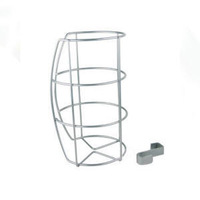 Wire paper towel holder roll holder storage rack - 8279