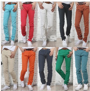 men colored pants - Pi Pants