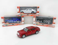 Alloy Metal Diecast Famous Brand Pull Back Car Models Collection Toy