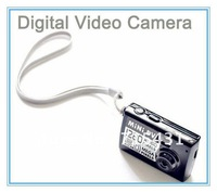 Free Shipping Mini DV World's smallest High Definition Digital Video Camera with Motion detection +Webcam function Super Tiny