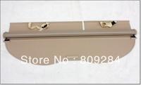 2 color Rear trunk cargo cover car interior accessories cargo cover cargo trunk cover shade for Qashqai