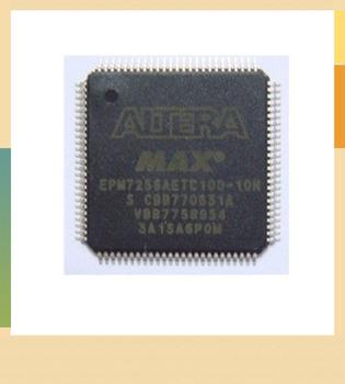EPM7256AETI100-10N - IC MAX 7000 CPLD 256 100-TQFP and free shipping.