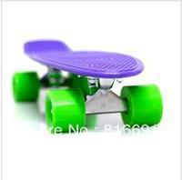 "free shipping 22"" Penny Skateboard style Mini Longboard Complete penny skateboard longboard"