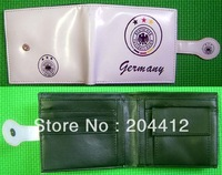 GERMANY DEUTSCHLAND SOCCER HANDBAG PURSE WALLET white