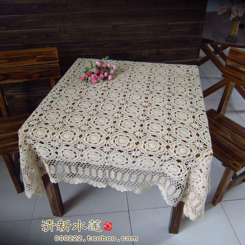 tricoter un linge de table. Black Bedroom Furniture Sets. Home Design Ideas