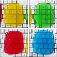DHL Free Shipping:Latest + magic + universal + clean the glue / magic glue / keyboard clean gum / keyboard clean mud