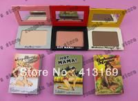 Free Shipping 3 Pieces/Lot  New The Balm sexy mama/Bahama Mama/Hot Mama!Bronzer/Powder/Blush Combined!7.08g
