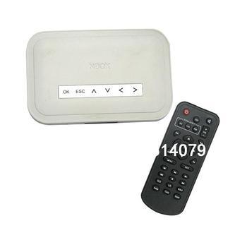 NBOX HDTV 720p Digital Media Player White