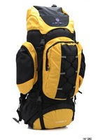 Free shipping 2014 Traveler 70l professional mountaineering bag camping bag  backpack